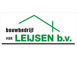 Wedstrijdsponsor Dongen - BlauwGeel'38 Bouwbedrijf van Leijsen