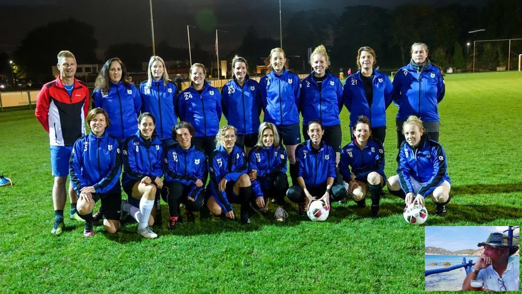 Damesvoetbal bij VV Dongen