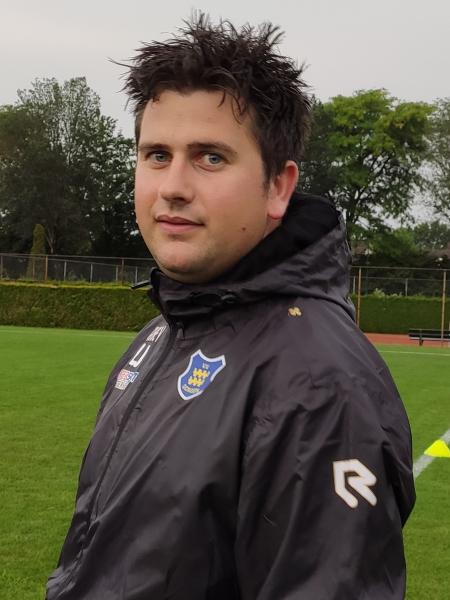 Lars Jansens hoofdtrainer beloften