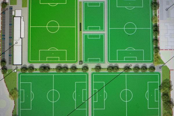 VV Dongen blijft op sportpark 'de Biezen'