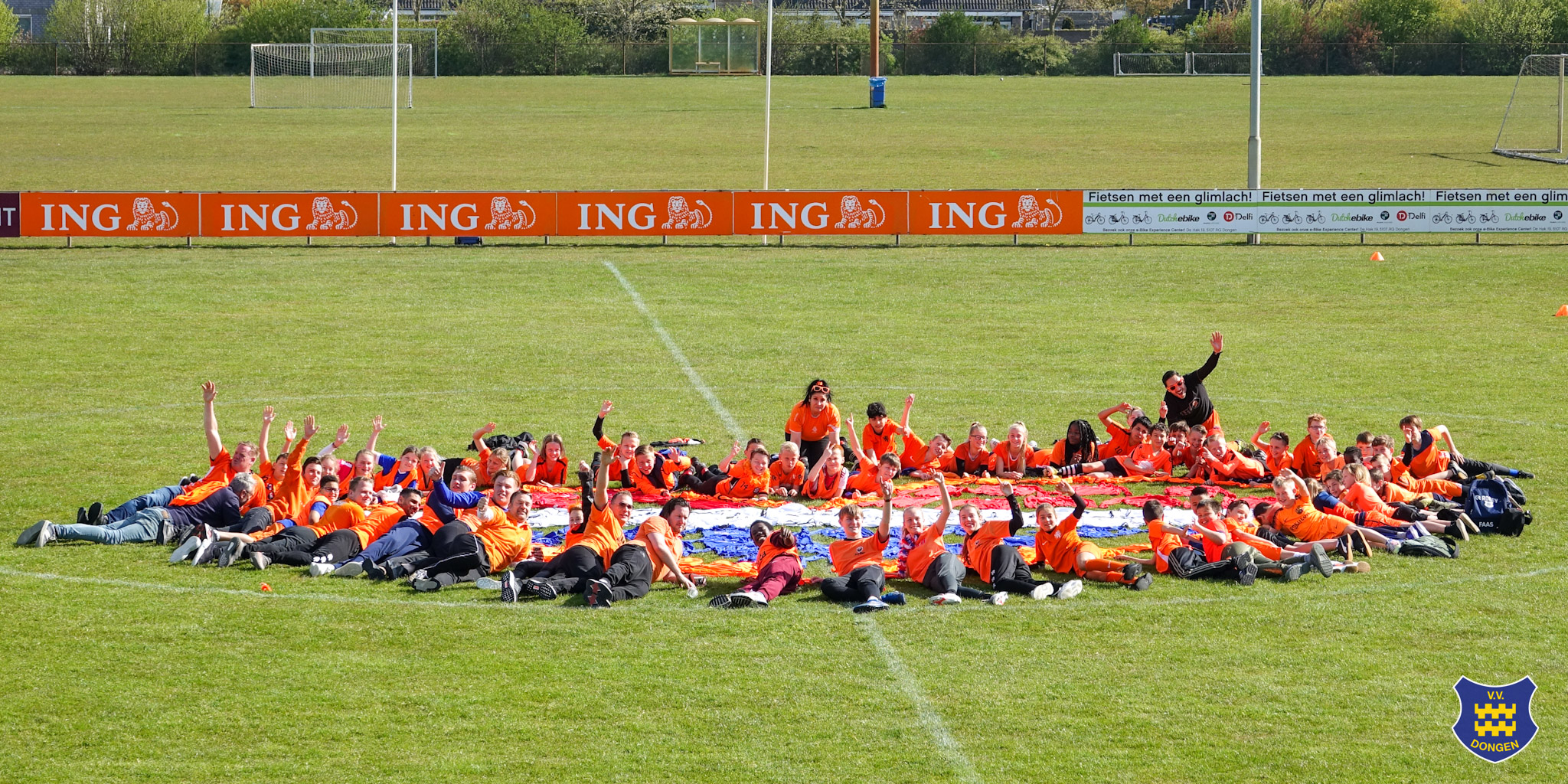 Orange Games succesvol event