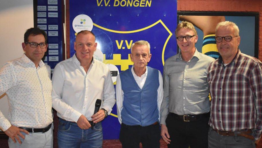 Interview voorzitter VV Dongen